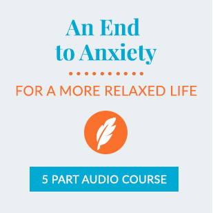 An End to Anxiety