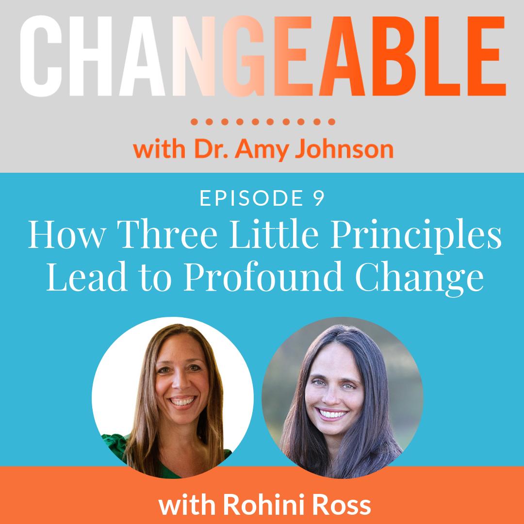 Podcast: How Three Little Principles Lead to Profound Change